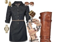 My Fashion / by Christina Marie {Christina's Adventures}