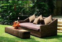 Balinese Furniture / www.balimystique.com.au / by Bali Mystique