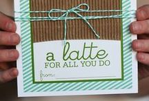 Teacher gift ideas / by Christina Marie {Christina's Adventures}