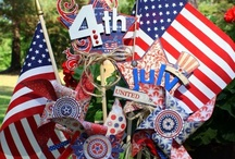 Holiday: Patriotic Festivities / by Amy L0uAldaMay