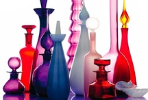 Colored Glass - beautiful! / by Jenny Skinner