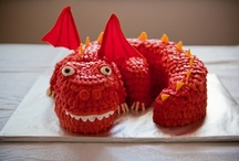 Creative Cakes / by Caitlin M