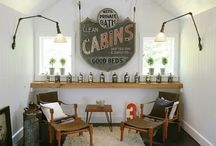Camp Bedrooms & fillers for other Living Spaces / by Terri McLaren