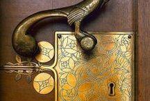 Keys Doors Locks Windows / by Debra Short