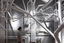 interiors - form features composition / by Neille Hepworth