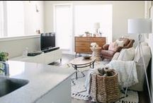 D W E L L / //Making a home// / by Annie Parnell