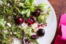 Salads / by Melanie Hamblin