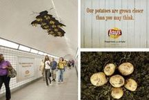 Creative Advertising. / Creative advertisements, guerrilla marketing and smart product placement. / by Femke F.