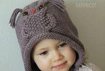 Knit Love - Babies and Kiddies / by Susan Padilla