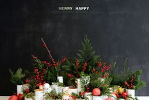ChriSTmaS InSpiraTiOn / Christmas and Winter decor and inspiration. / by Teresa McFayden