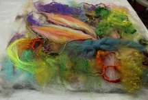 Fibers  / From fabric to paper to plants - expression in fiber intrigues me and I can't get enough of it. / by Mary Gordon Hanna