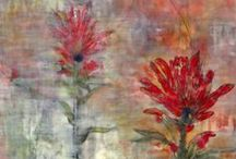 Bee's knees / okay, time for a board just for encaustic art / by Mary Gordon Hanna