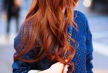 hair / by Lauren Alberts