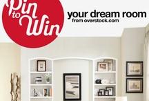 Overstock.com Pin to Win / by Melissa Maynard