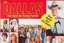 Dallas TV Merchandise / by Saksa 2000