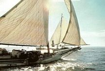 set sail / by Chad Wick