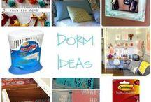 Dorm ideas / by Shannyn Chance