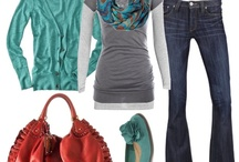 My Style Pinboard / by Alyson Hall