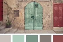 colors / by Gamze Köroğlu