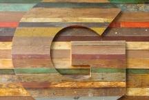 Wood // Madera / Curación de contenido cultural // Cultural content curation: Wood // Madera / by Enlaestanteria .com