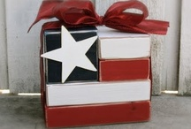 4th of July crafts / by Carrie Batson