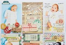 SCRAP- Project Life 6x8 Baby Books / by Alyson Hall