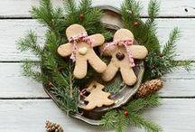 Winter + Christmas / by Anastasia Marie