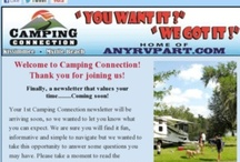 Newsletters / by Camping Connection