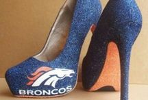 Go Broncos! / by Courtney Dotson