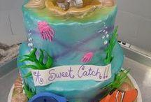 CREATIVE CAKES / by Sandy Preston
