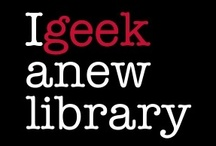 Geek the Library / by Avon-Washington Township Public Library