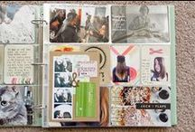 project life  / project life and other scrapbook inspiration.  / by J E N N I F E R