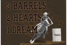 Barrel Racing / by Jami Myatt