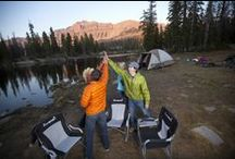 Let's Go Camping / Well if we are going to be camping more often, we might as well have a specific board to plan such occasions!  / by Bridget Kehoe