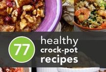 Crock pot meals / by Jamie Pritts