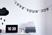 living & office space / Decor, furniture, inspiration and DIY / by J E N N I F E R