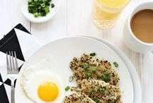 breakfast / breakfast foods, recipes, and inspiration / by J E N N I F E R