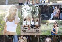 Senior Girls / by Morgan Ramirez