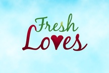 Fresh loves... / Fresh Express loves its partners. Find out more about our collaborations with top notch people and products here.  / by Fresh Express