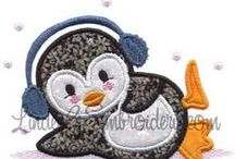 Applique - Machine Embroidery Designs / Applique machine embroidery designs from Lindee G Embroidery / by Lindee Miller Goodall