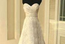 Wedding dresses / by Katherine Eboch