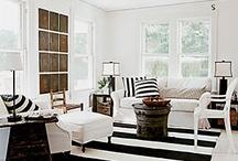 inspiration: stripes / by Brooke Waite @ Design Stash