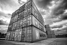 Black & White / by Maersk Line