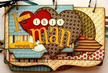 Mini Albums / by Laurie Myers