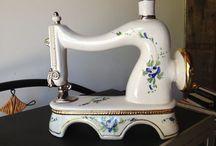 Sewing room ideas! / by Elizabeth Gallagher Kennedy