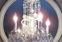 Chandeliers / by Lisa May