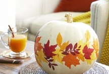 Seasonal: Thanksgiving & Fall / by Sarah Hortman, RDN - Registered Dietitian Nutritionist