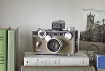 Vintage Cameras / by Blair Destro