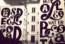 Design + Typography / by Will Gay