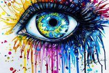 Eyes / by Liana Billings